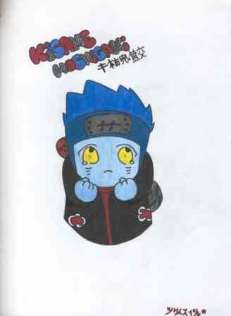Estos son mis Fan Art!!... Kisame10