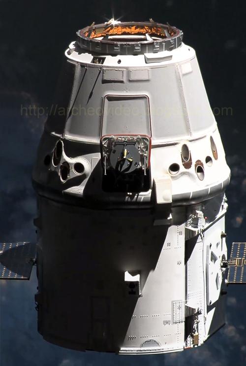 SpaceX / COTS-2: Lancement et suivi de la mission. - Page 17 Dragon11