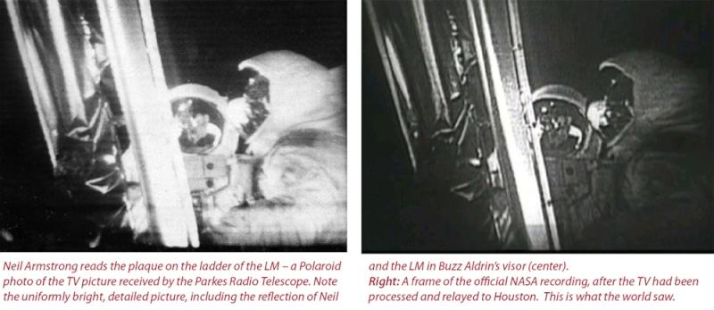 Apollo 11, video originale de Honeysuckle Creek Image_11