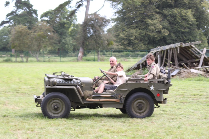 camp US à St Mére-eglise 2011 Img_1910