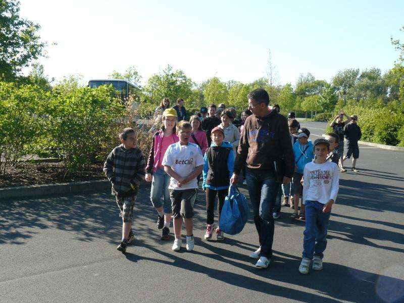 sortie avec les enfants à Colleville P1260311