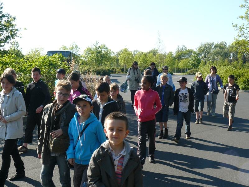 sortie avec les enfants à Colleville P1260312