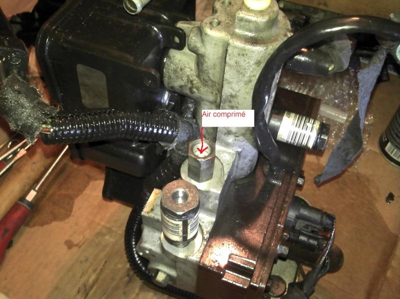 Réparation Bloc ABS (Bendix 10)  2012-078