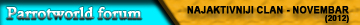 Najzasluzniji clanovi na forumu :) Novemb12