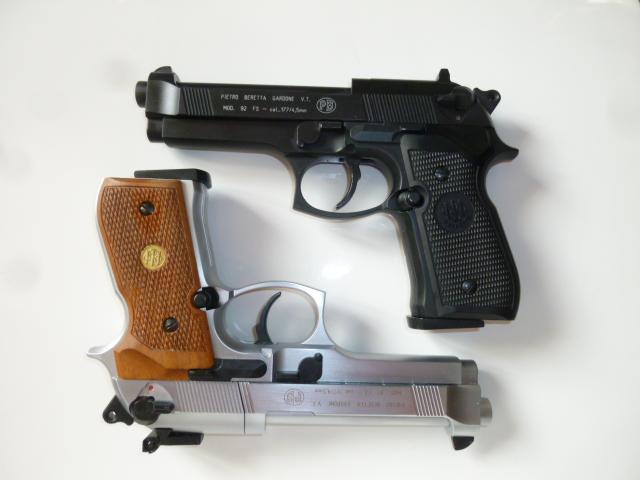 Photos Colt M1911  Barett20