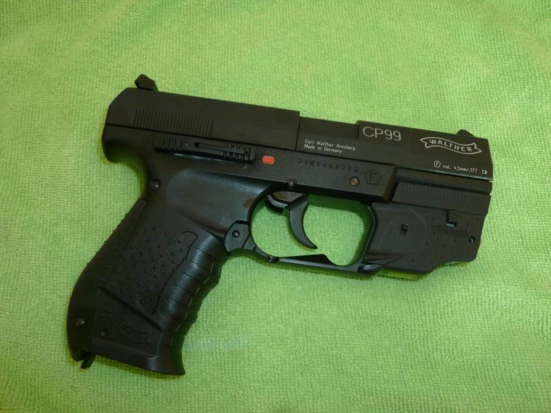 Beretta fs 92   Walther CP99   Tanfoglio 1911 Pistol12