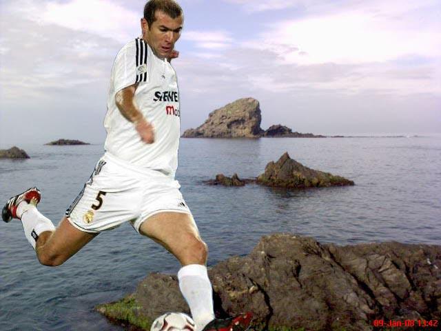 """Voyages a La Plage Bleu """"Beldj"""" Zidane10"""