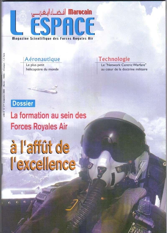 REVUE '' l'Espace Marocain'' - Page 2 Espace10