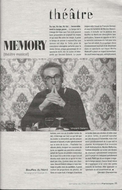Vincent dans la presse - Page 5 Parisc10