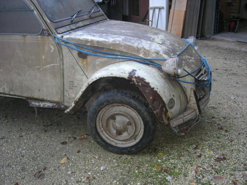 2cv pick up roadster    la fin ...... [des news.... ] Dscn4911