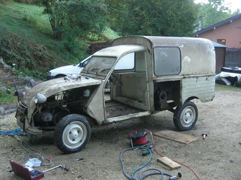2cv pick up roadster    la fin ...... [des news.... ] Dscn4913