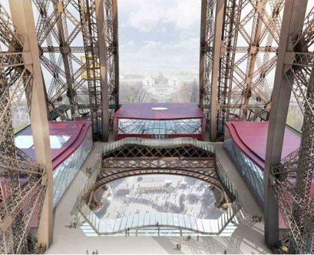 Pamje e re për Kullën Eiffel dhe muzeun Orsay 2187