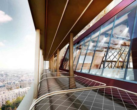 Pamje e re për Kullën Eiffel dhe muzeun Orsay 4171