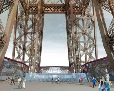 Pamje e re për Kullën Eiffel dhe muzeun Orsay 6152