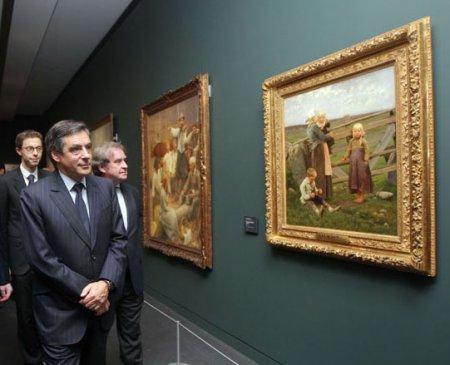Pamje e re për Kullën Eiffel dhe muzeun Orsay 8126
