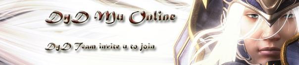 DyD Mu Online forum