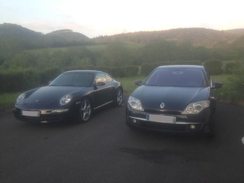 [j-n48] Porsche 911 vs Laguna 3 :D Img_0815