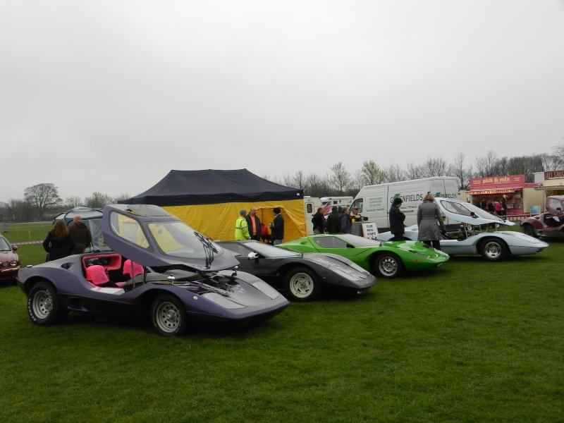 Detling Kit Car Show,Kent Detlin11