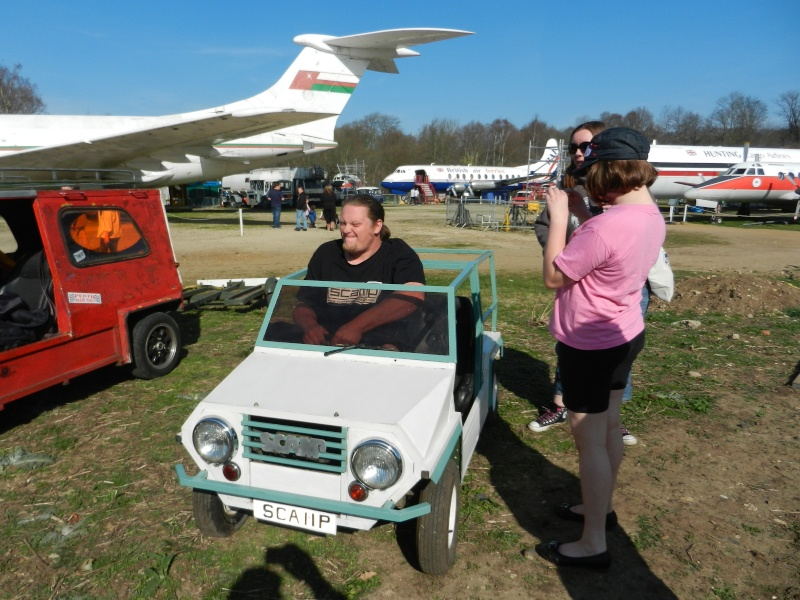 Brooklands - was it good,did we get a good turnout? Family11