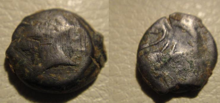 Bronze IIPOS à l 'échassier (Arvernes) Arvern11