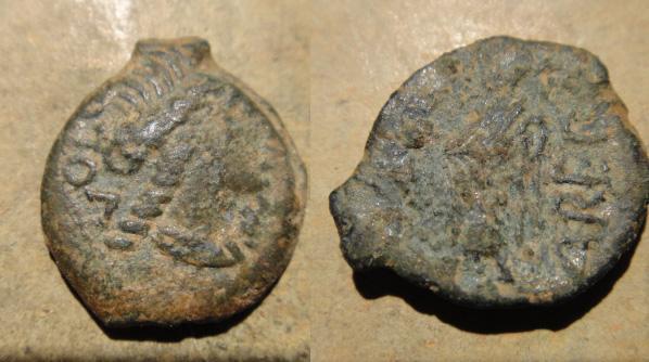 bronze au demos Volcae arec Bronze18
