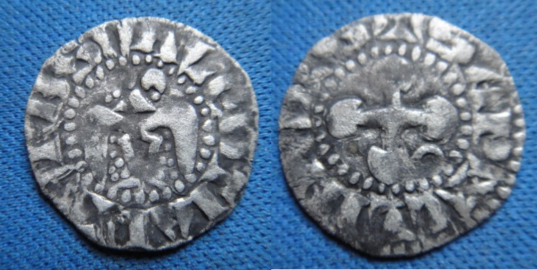 évêché de Valence .. XIe - XIIIe siècle. Denier19