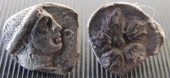 División de Óbolo de Rhodes (212 a.C.) Img_0812