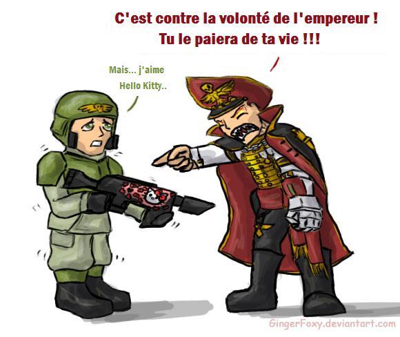[Humour 40K] Collection d'images humoristiques - Page 4 Jaime_10