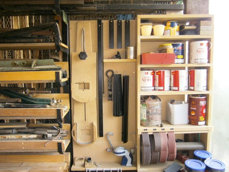 """Mon atelier avec """"ses défaut""""... P1040112"""