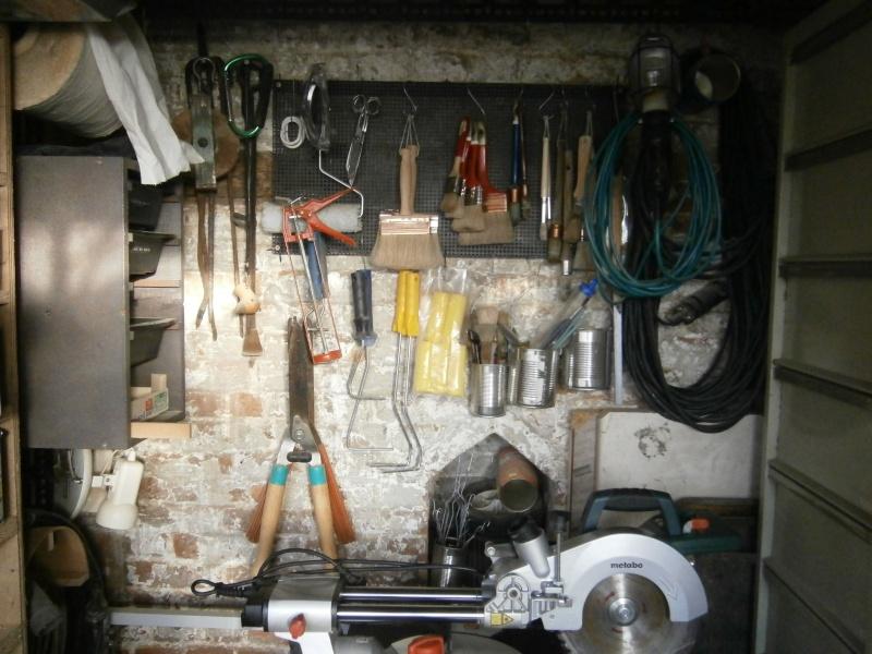 """Mon atelier avec """"ses défaut""""... P1130110"""