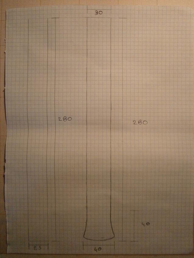 [fabrication] manche de marteaux et de hache ...  - Page 2 P4140111