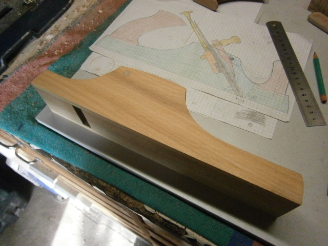 [Fabrication] rabots bois / métal ... - Page 2 Pa240011