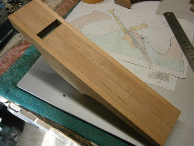 [Fabrication] rabots bois / métal ... - Page 2 Pa240012