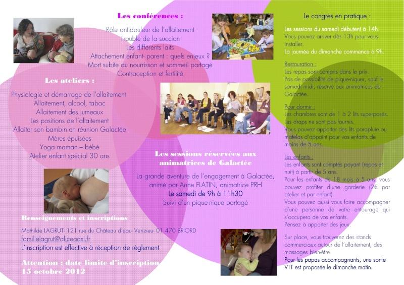 Congrès Galactée 17-18 novembre 2012 Galact11