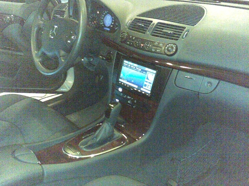 Mercedes Classe E CDI / Projecto 5.1 DTS, Dolby Pro-Logic II 23012016