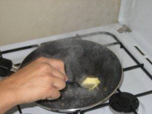 Recette de la Pâte à crêpe Poele-10