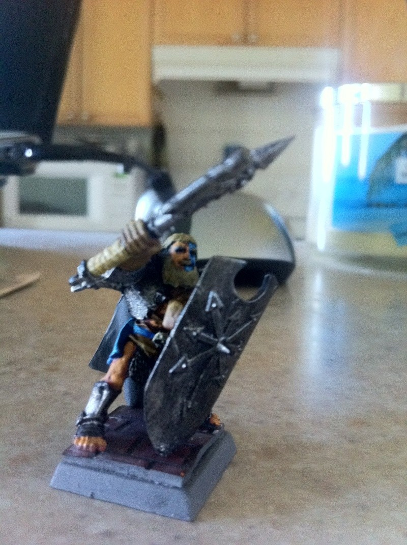 Back into painting Norse10