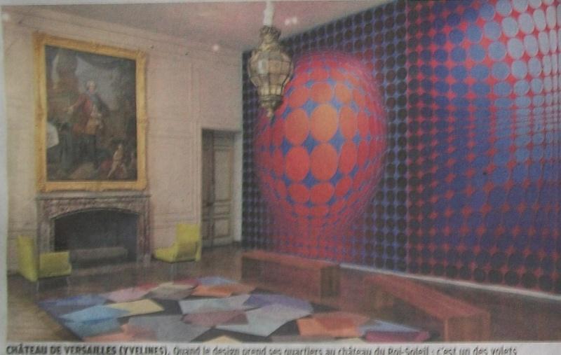 """Exposition """" quatre siècles de création"""". - Page 2 Photo297"""