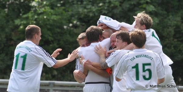 26. Spieltag: TSG Neustrelitz II - FC Einheit Strasburg Strasb11