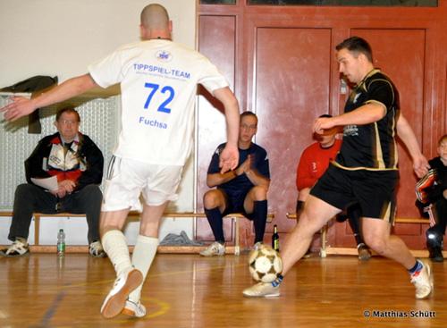 1. Gartenfreunde Soccercup in Wesenberg - 04.02.2012 - Wesenb12