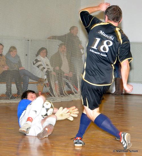 1. Gartenfreunde Soccercup in Wesenberg - 04.02.2012 - Wesenb13