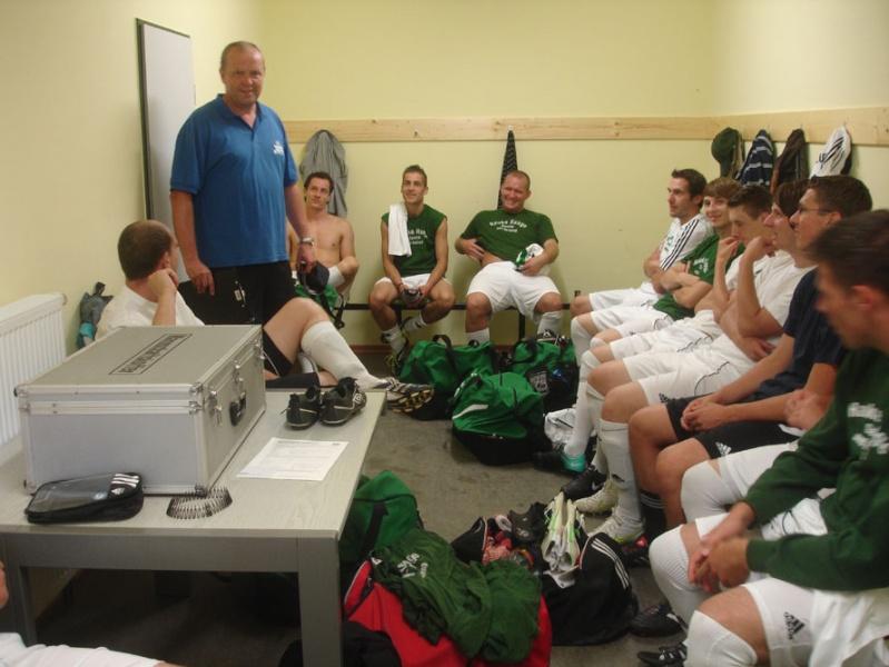 Vorbereitungsspiele Saison 2011/2012 Wokuhl13