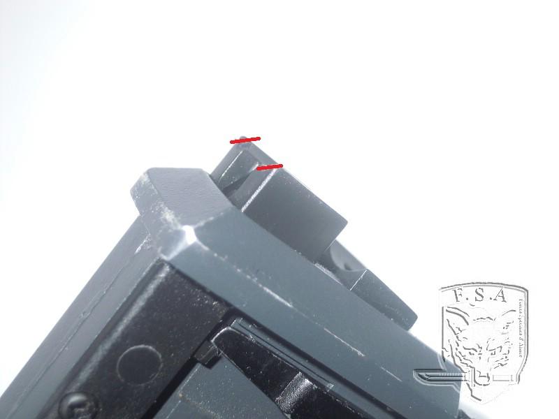 [Tuto] Réparation chargeur V1 GBBr (ici un chargeur de Scar ou M4 WE) Dscn2724