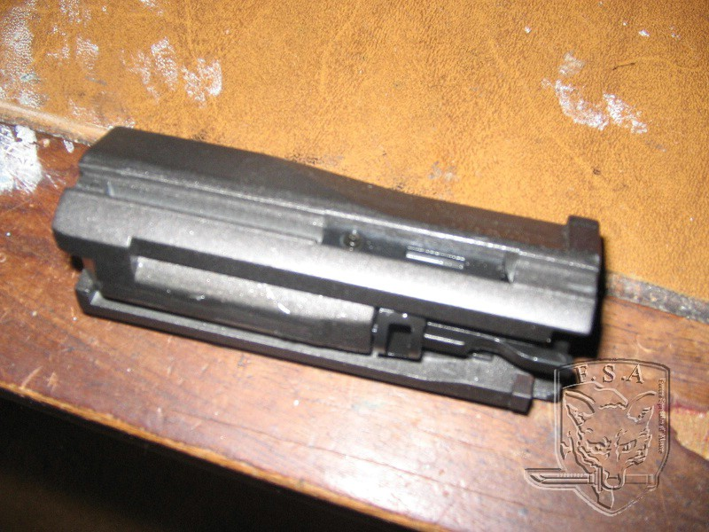 [Review] KAC PDW WE GBBr Open bolt Img01711