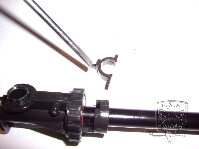 [Tuto] Démontage d'un bloc hop up , remplacement d'un canon et d'un joint pour P90 Imgp3016