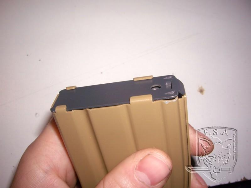[Tuto] Réparation chargeur V1 GBBr (ici un chargeur de Scar ou M4 WE) Imgp3810