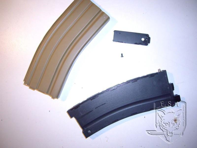 [Tuto] Réparation chargeur V1 GBBr (ici un chargeur de Scar ou M4 WE) Imgp3814