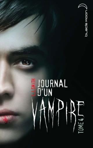 JOURNAL D'UN VAMPIRE (Tome 04) de L.J. Smith Logo_610