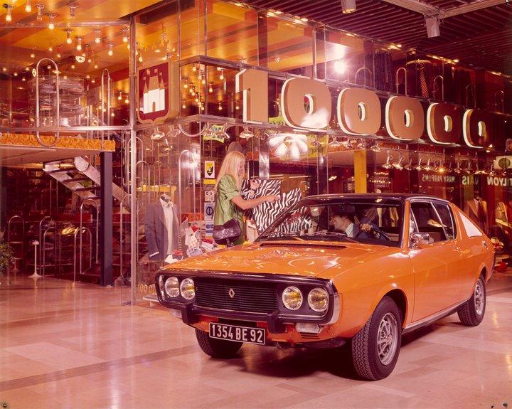Restauration d'une Renault 17 TL Découvrable de 1973 31818010