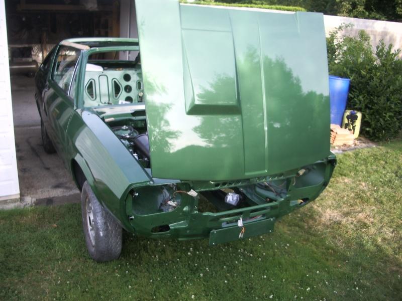 Restauration d'une Renault 17 TL Découvrable de 1973 Imgp4710